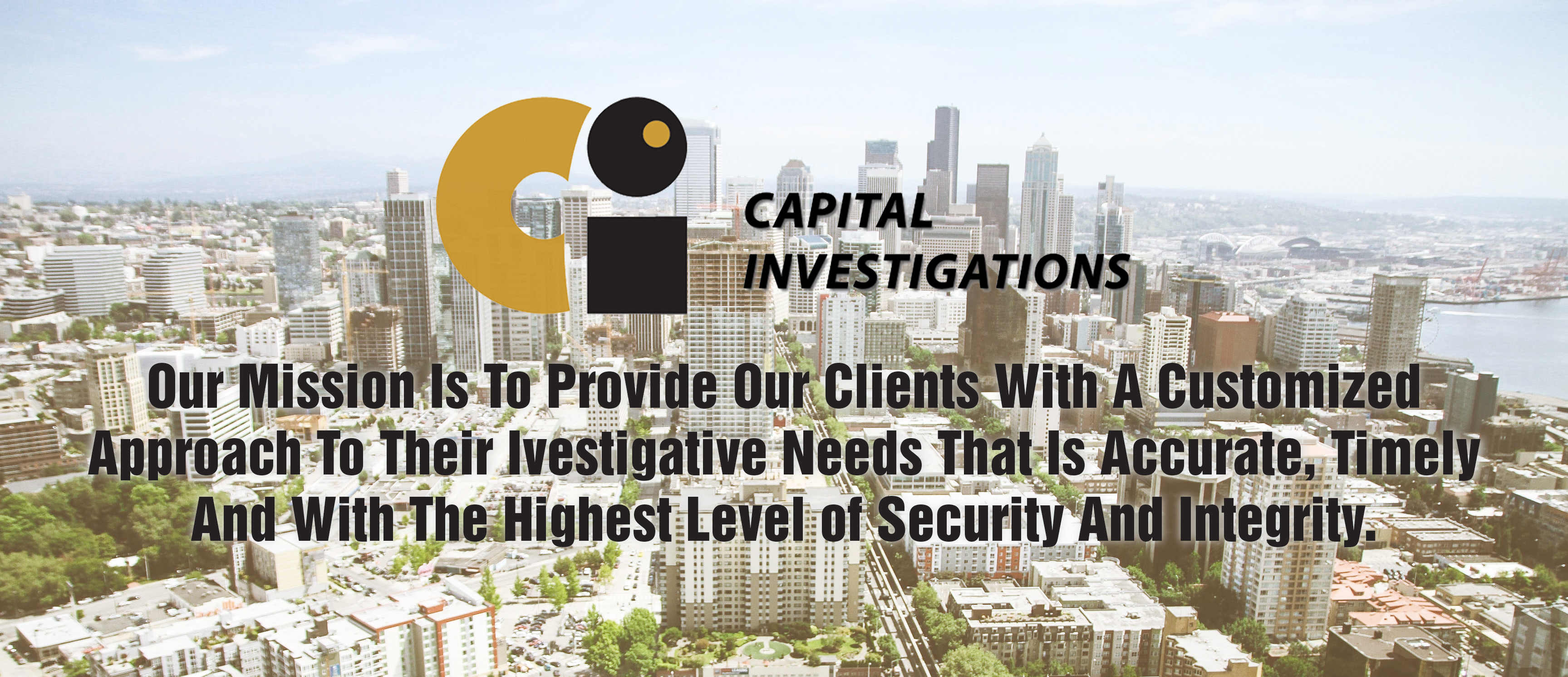 Capital Investigations Banner